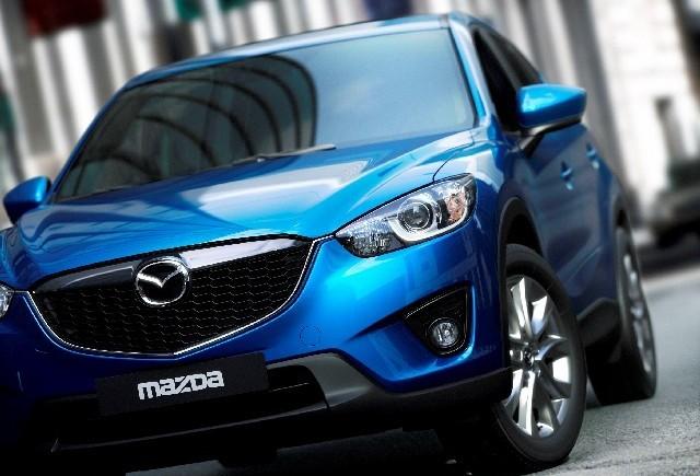 Mazda CX-5 utilizeaza otel de inalta elasticitate