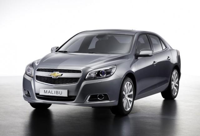 Cel mai longeviv model Chevrolet de dimensiuni medii vine in Europa