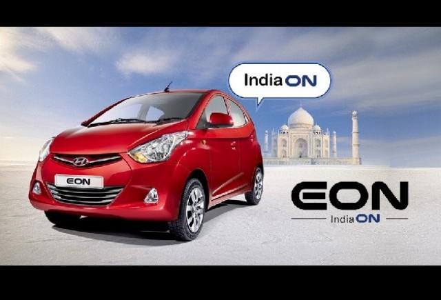 Hyundai lanseaza noul Eon low-cost City Car