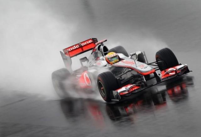 McLaren domina sesiunea a doua de antrenamente din Coreea de Sud