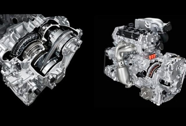Nissan a dezvoltat un nou sistem hibrid FWD