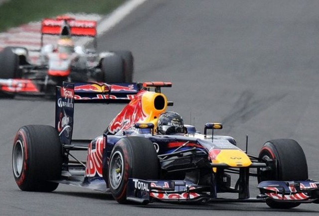Vettel: O victorie fantastica si neasteptata