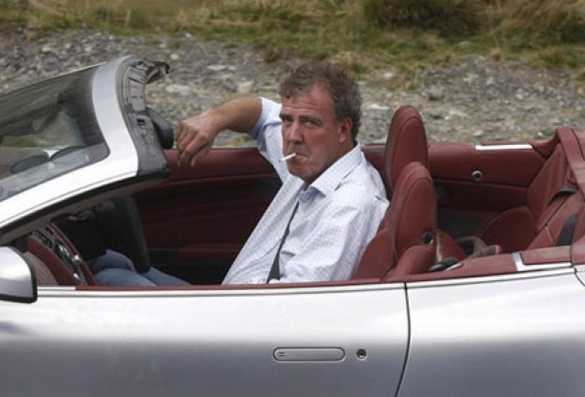Jeremy Clarkson nu va mai striga la voi