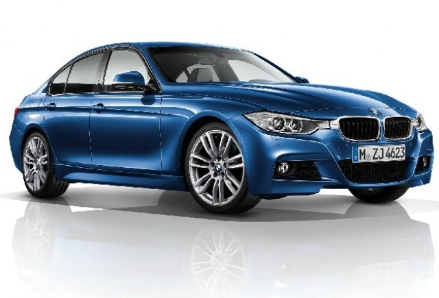 BMW Seria 3 Sedan, cu M-Sport Package