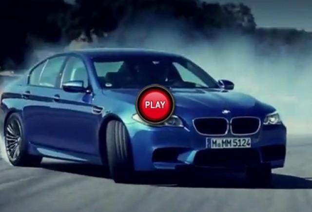 VIDEO: BMW M5 prezentat in maniera Terminator dublat in maghiara