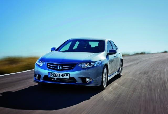 Honda Accord Facelift 2012 disponibil in Romania