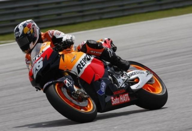 Pedrosa va pleca din pole-position in Malaezia