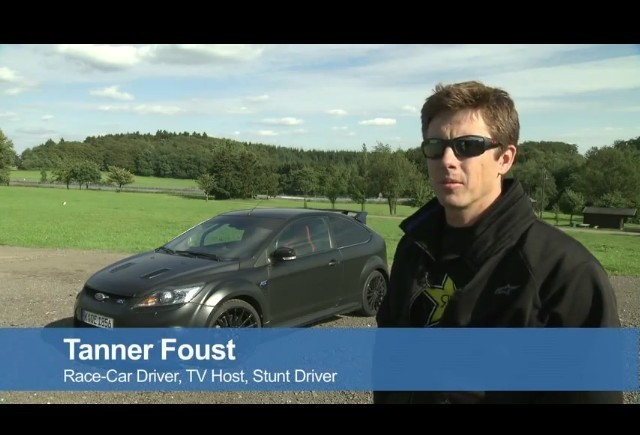 VIDEO: Tanner Foust testeaza un Focus RS500