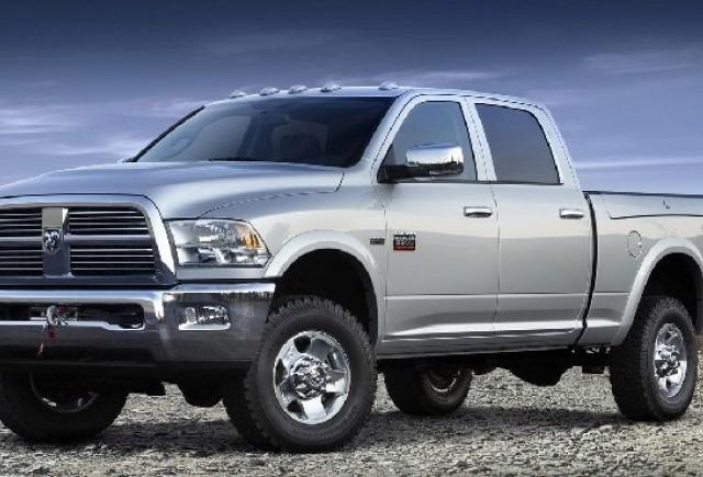 Ram isi extinde gama de camionete