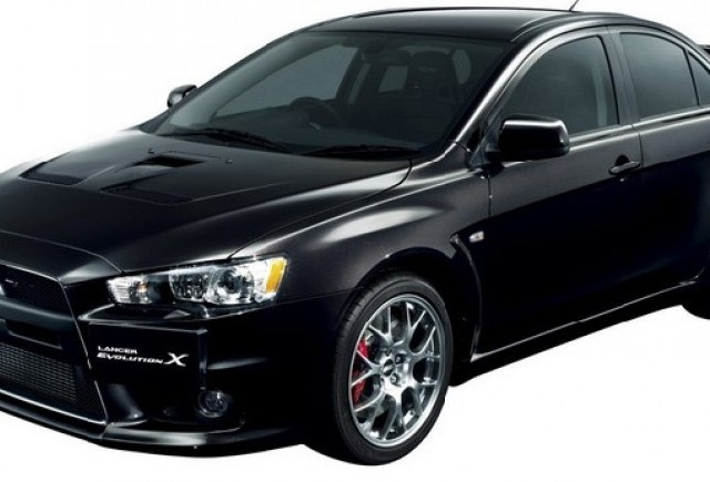 Mitsubishi Evo Lancer hibrid diesel