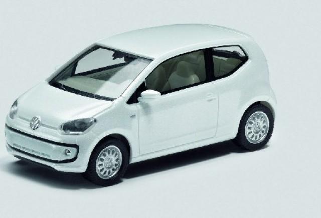 Noile miniaturi VW disponibile in magazinul companiei