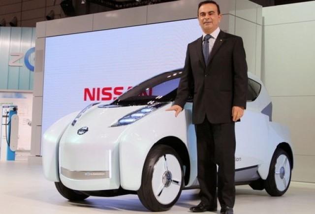 Ghosn spune ca  2012 va fi un an record in vanzarile de autovehicule