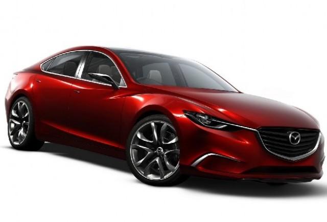 Noul Concept Mazda Takeri