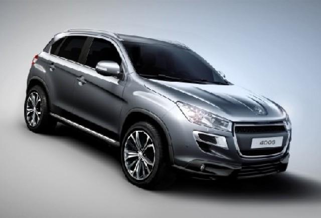Noul Peugeot 4008 – un vehicul de teren modern