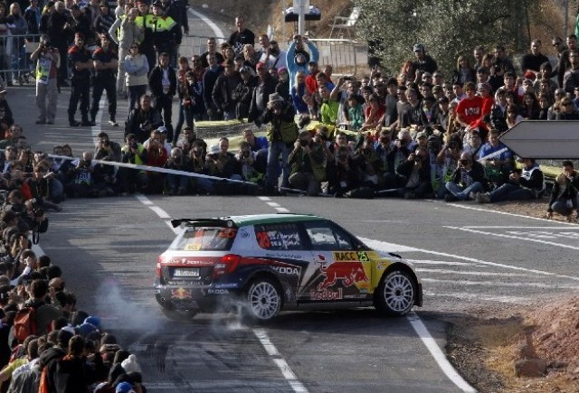 Skoda a castigat Super 2000 World Rally Championship