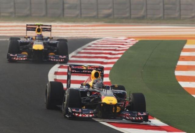 Vettel crede ca praful va face cursa din India extrem de dificila
