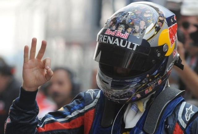 Vettel obtine un nou pole-position in India