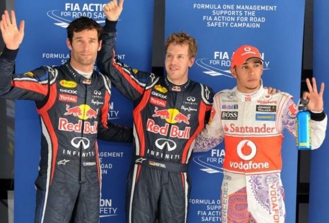 Vettel: Ne dorim dubla