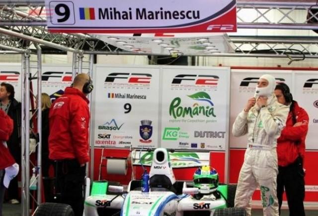 Marinescu, locul cinci in prima cursa de la Barcelona