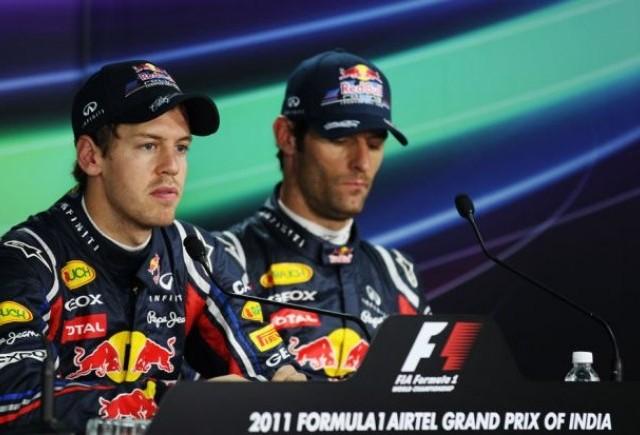Webber: Nu vreau niciun ajutor din partea lui Vettel