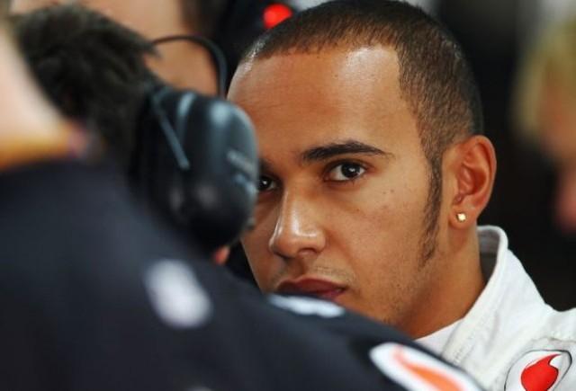 Hamilton: Massa nu mi-a lasat loc sa-l depasesc