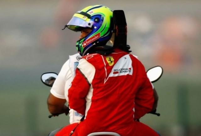 Massa: Nu am nimic cu Lewis