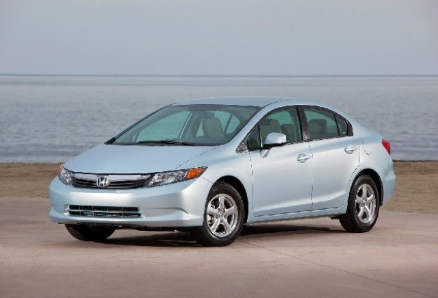 Honda va face un facelift modelului Civic in 2013