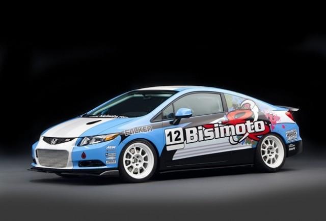 SEMA 2011: Honda  a prezentat sapte Civic SI