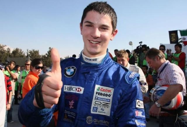 Americanul Alexander Rossi va testa pentru Lotus in Abu Dhabi
