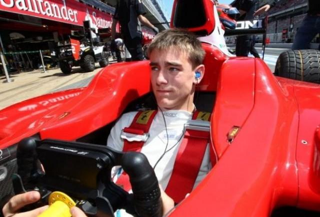 Kevin Ceccon va testa pentru Toro Rosso in Abu Dhabi