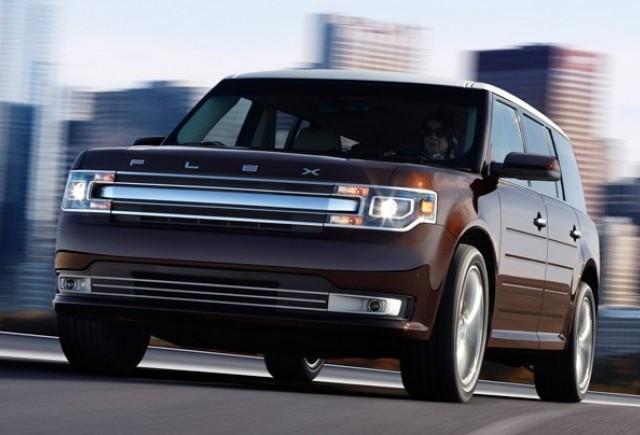 Ford Flex 2013 - O alta infatisare
