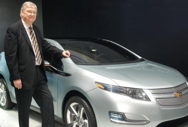 Schimbare la varful conducerii General Motors Europa