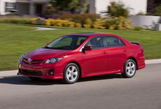 Toyota Corolla primeste un set de imbunatatiri