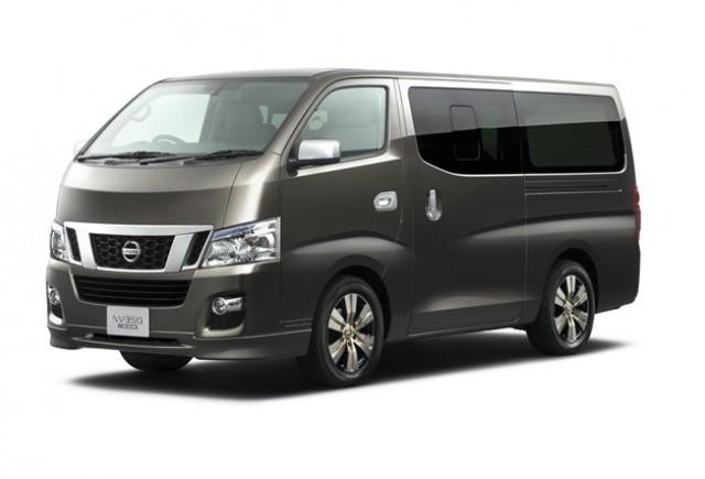 Tokyo Preview: Noul Van Nissan NV350