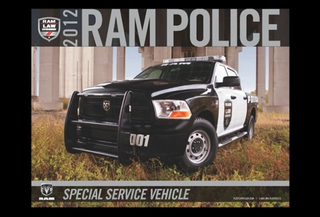 Ram 1500 – Special Service Package