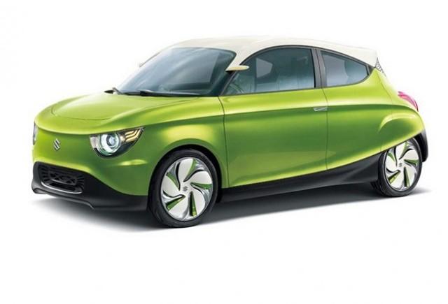 Tokyo Preview: Suzuki Regina Concept