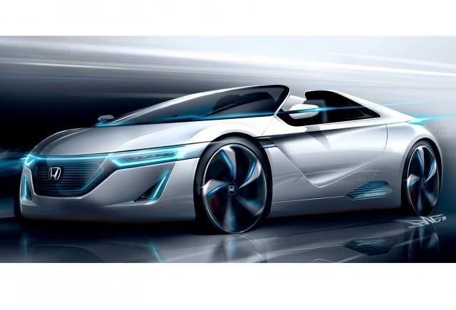 Un nou concept sport de la Honda