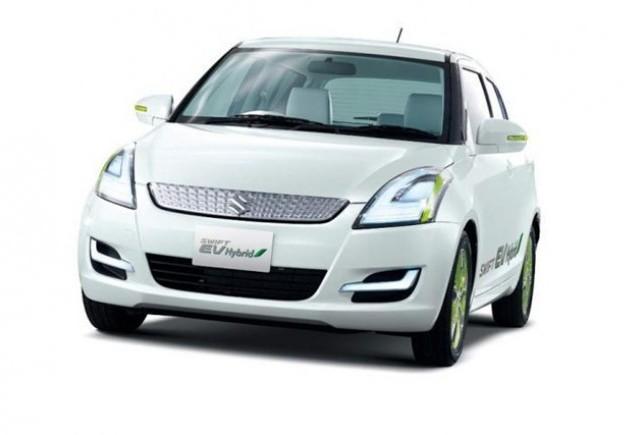 Tokyo Preview: Suzuki Swift EV Hybrid