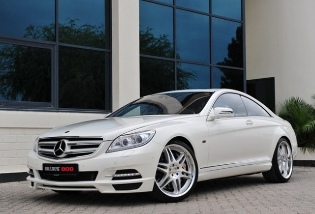 Brabus 800 Mercedes-Benz Coupe