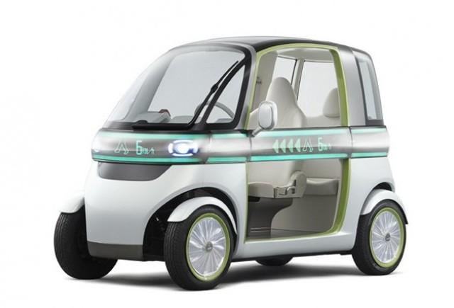 Tokyo Preview: Daihatsu Pico EV Concept