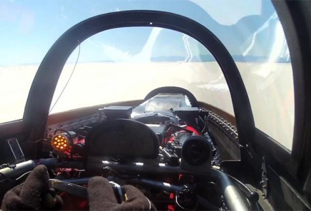 VIDEO: 685 km/h filmati