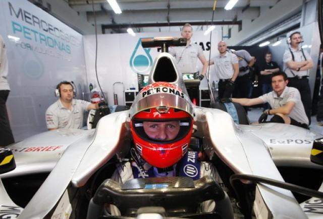 Zvon: Michael Schumacher s-ar putea retrage