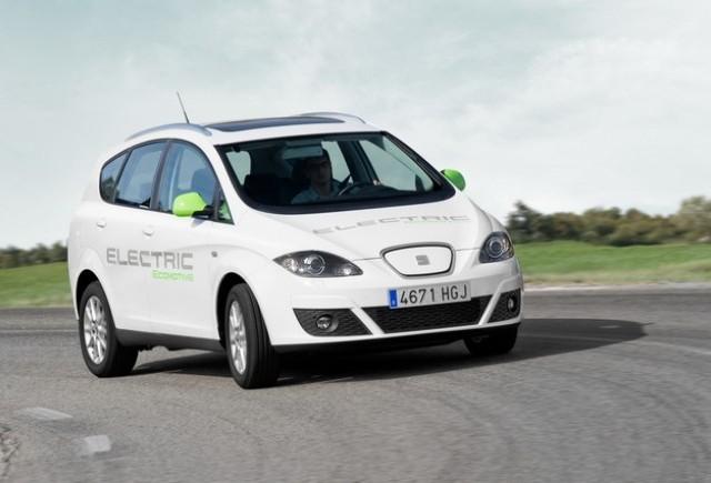 SEAT prezinta noile sale modele eco-friendly