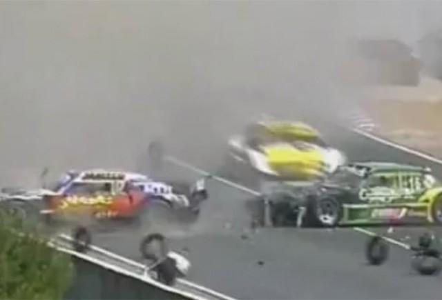 VIDEO: Guido Falaschi - Moartea bantuie circuitele de curse