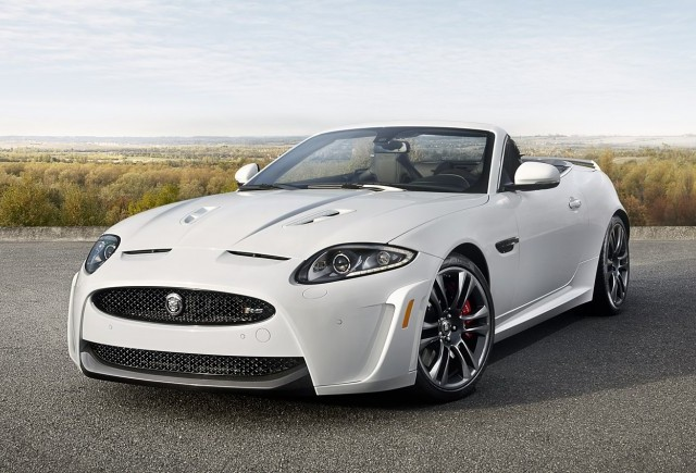 VIDEO: Jaguar XKR-S Convertible