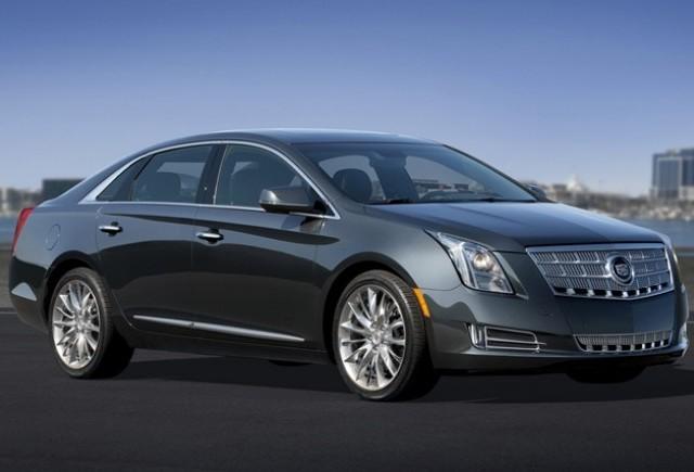 LA Auto Show: Cadillac XTS V6 cu 300 CP