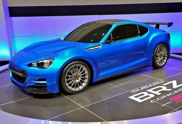 Clip promotional Subaru BRZ Concept