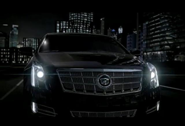VIDEO: Cadillac XTS se prezinta