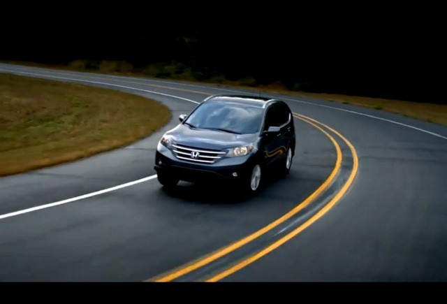 VIDEO: Noul Honda CR-V