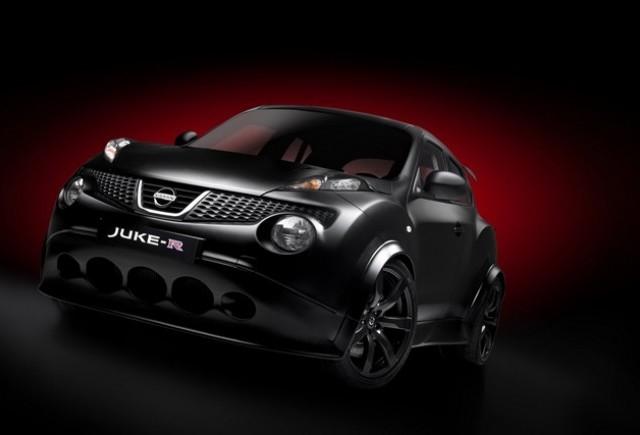 Nissan Juke-R:  fotografii oficiale